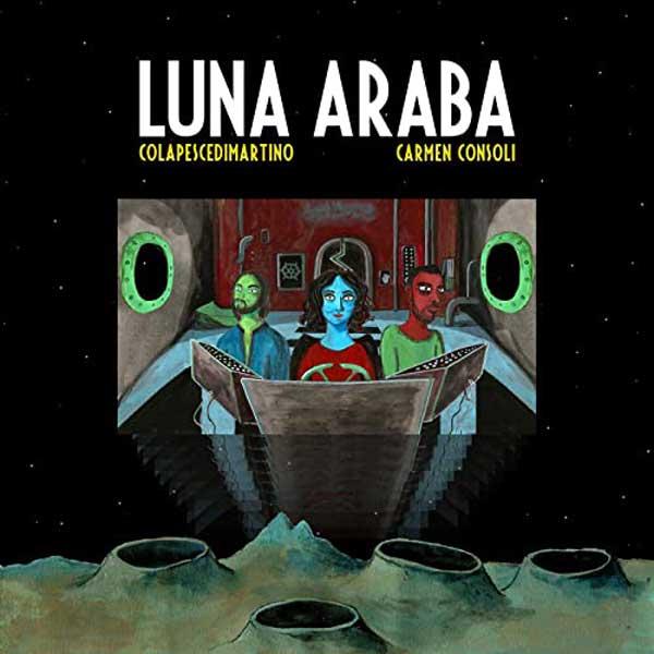 luna araba copertina brano