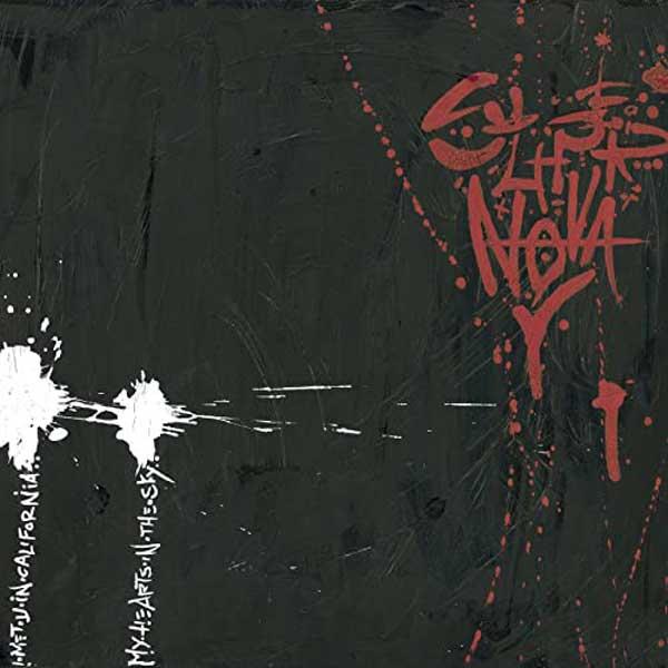 copertina canzone supernova by ansel elgort