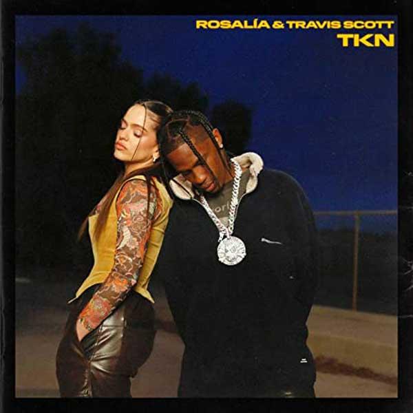 copertina brano TKN by rosalia