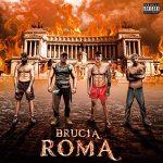 copertina brano brucia roma