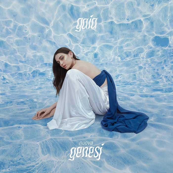 copertina album Nuova Genesi