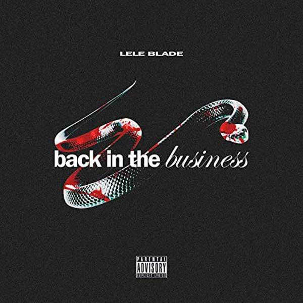 Back In The Business copertina brano