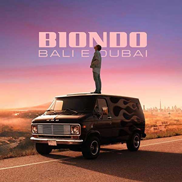 copertina canzone Bali e Dubai