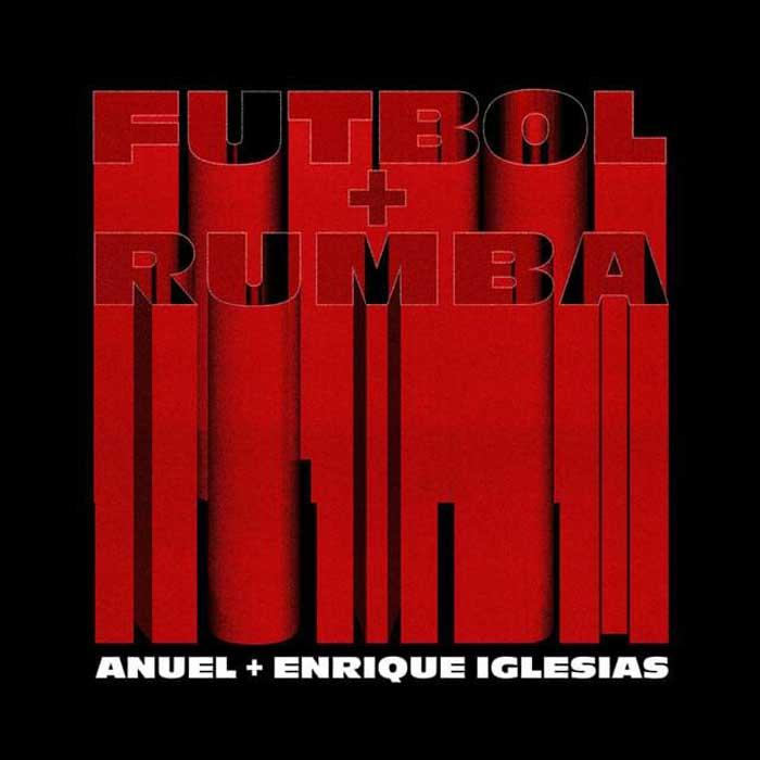 copertina canzone Fútbol y Rumba