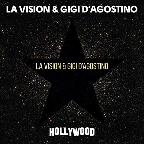 copertina brano Hollywood