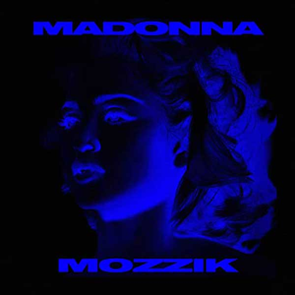 mozzik copertina canzone madonna