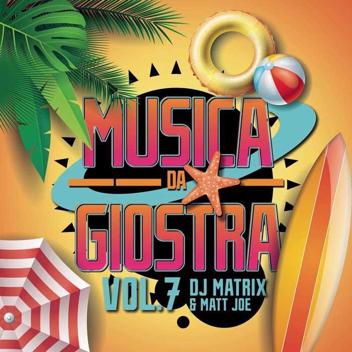 copertina album Musica Da Giostra volume 7
