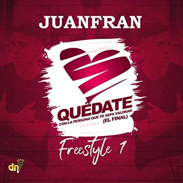 copertina el final singolo juanfran