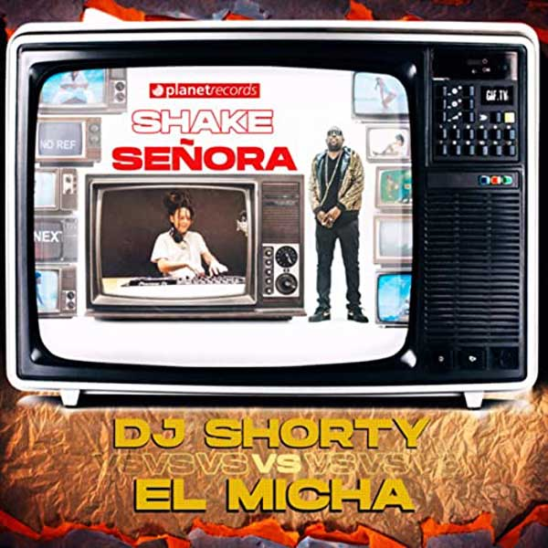 copertina brano Shake Señora