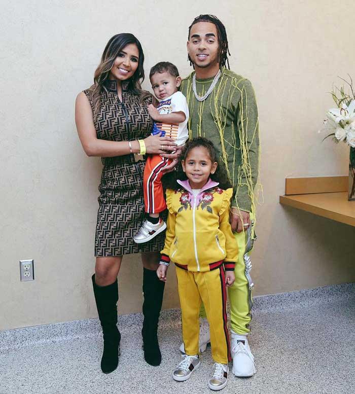 la famiglia Ozuna