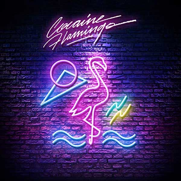 copertina album Cocaine Flamingo