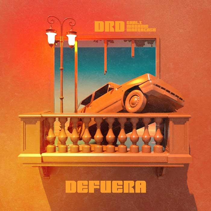 copertina brano DEFUERA