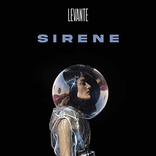 Sirene copertina brano levante