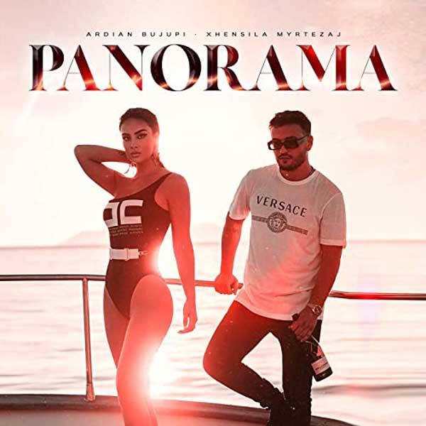 copertina brano Panorama Xhensila