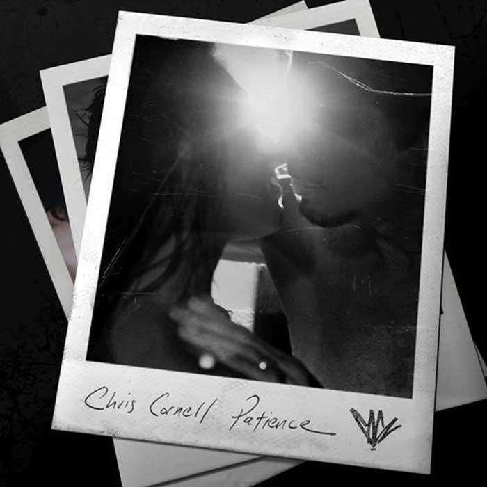 patience copertina canzone Chris Cornell
