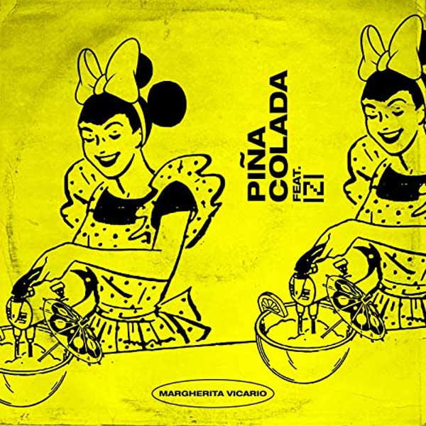 copertina brano Piña Colada