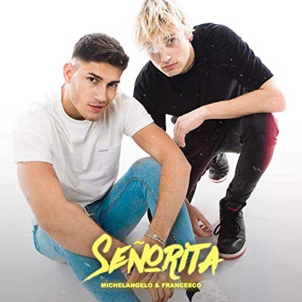 copertina brano Señorita