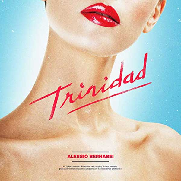 trinidad copertina canzone bernabei