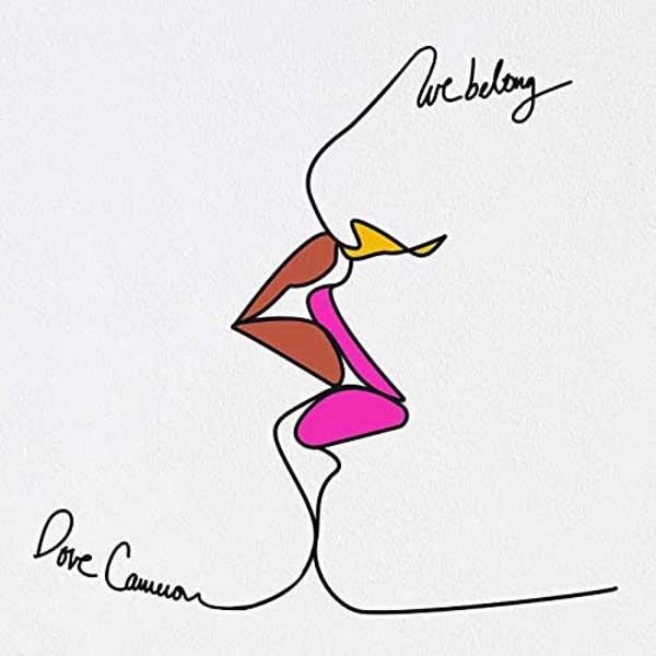 copertina brano we belong by dove cameron