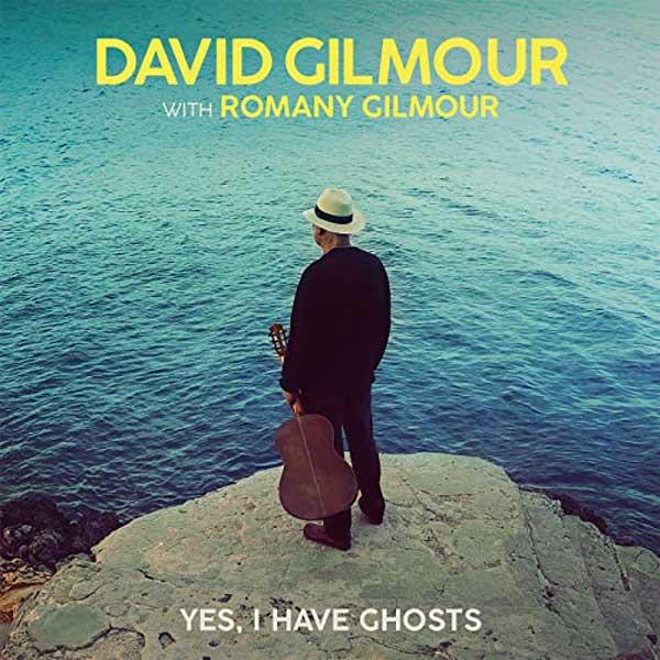 copertina brano Yes, I Have Ghosts