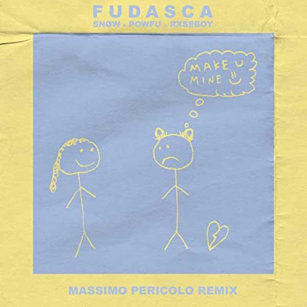 copertina brano make you mine Massimo Pericolo remix