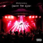 concert for aliens copertina brano mgk
