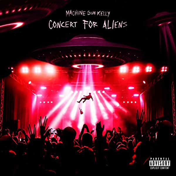 concert for aliens copertina brano mgk