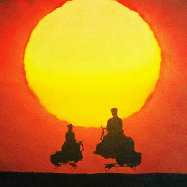 Daylight copertina brano joji