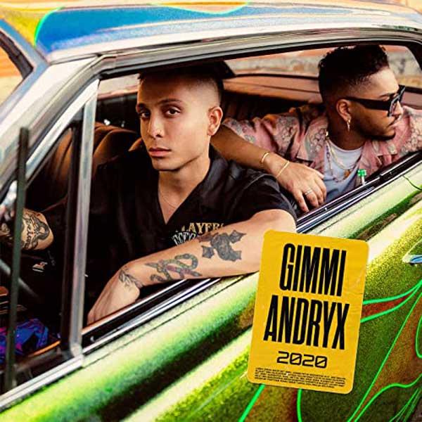 Gimmi Andryx 2020 copertina brano