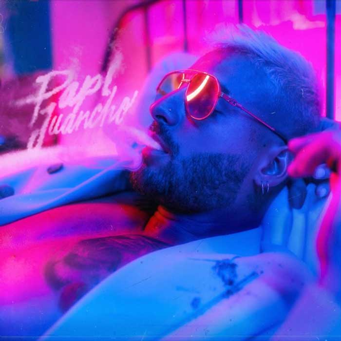 copertina album papi Juancho
