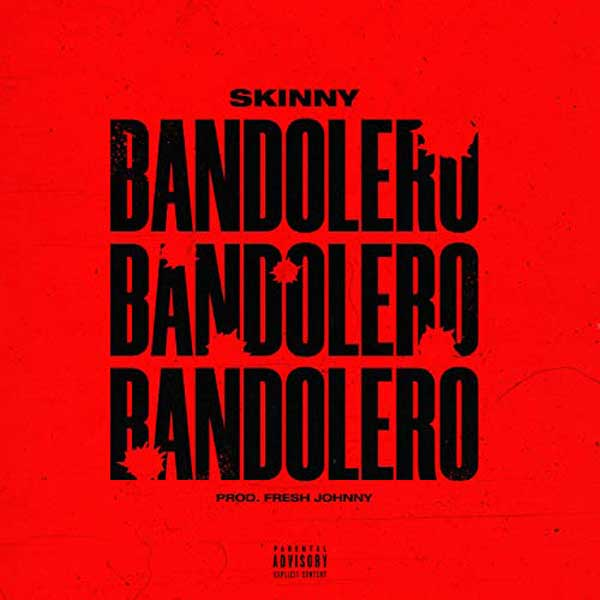 copertina brano Bandolero by skinny