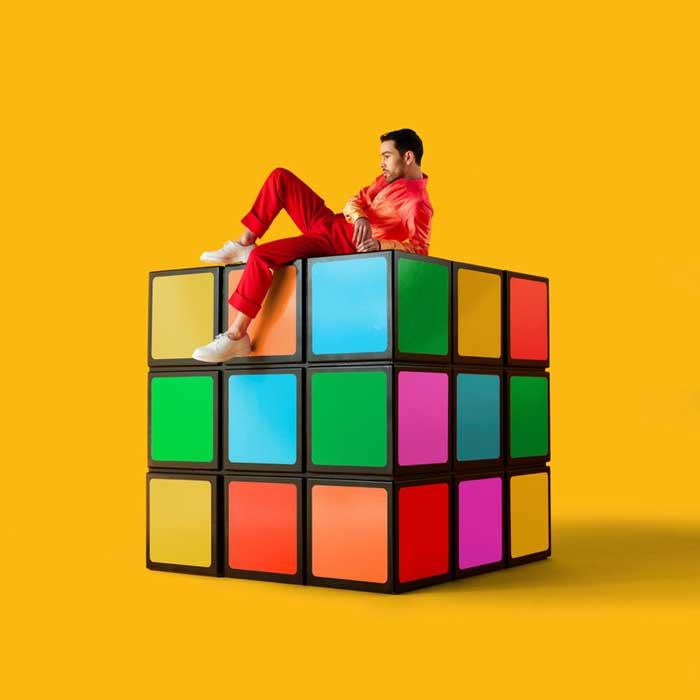 copertina album Colour Vision