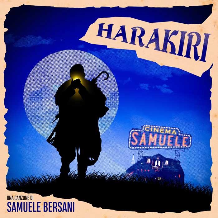 copertina brano Harakiri