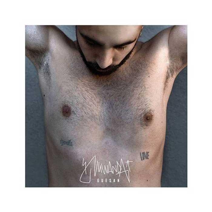 copertina album Nuwanda