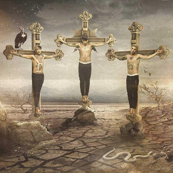 copertina album Padre Figlio e Spirito fsk