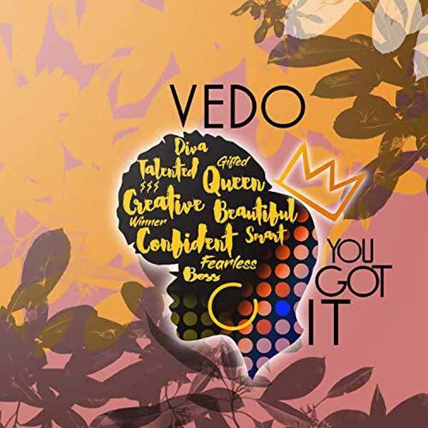 copertina brano you got it by vedo