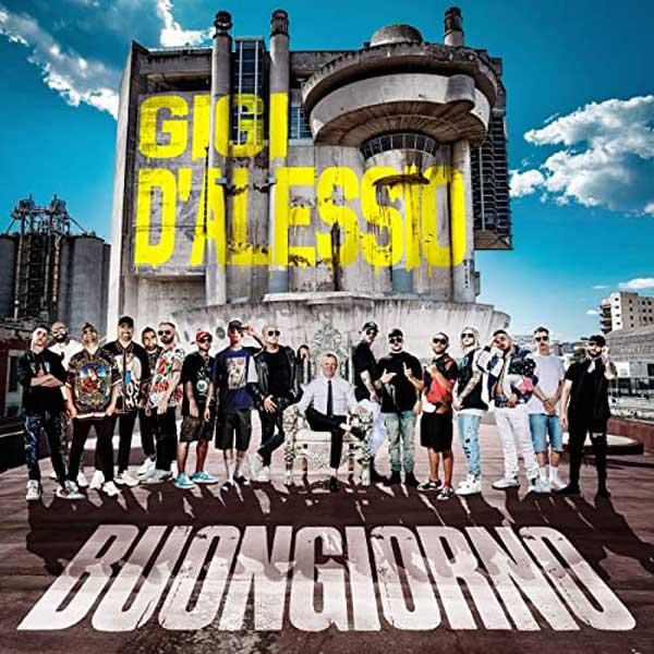 copertina album biongiorno d'alessio