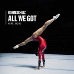 copertina canzone all we got