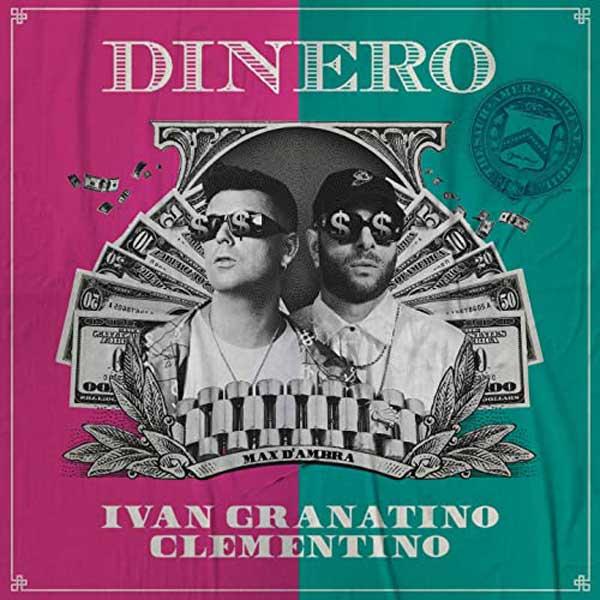 copertina brano Dinero
