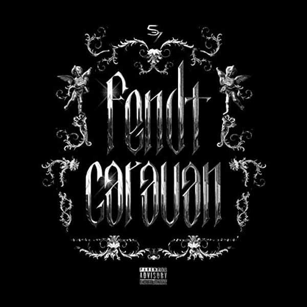 copertina brano FENDT CARAVAN