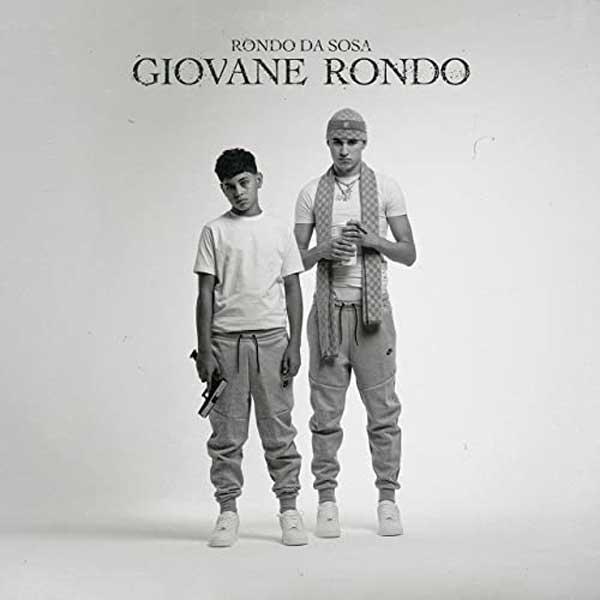 copertina album giovane rondo