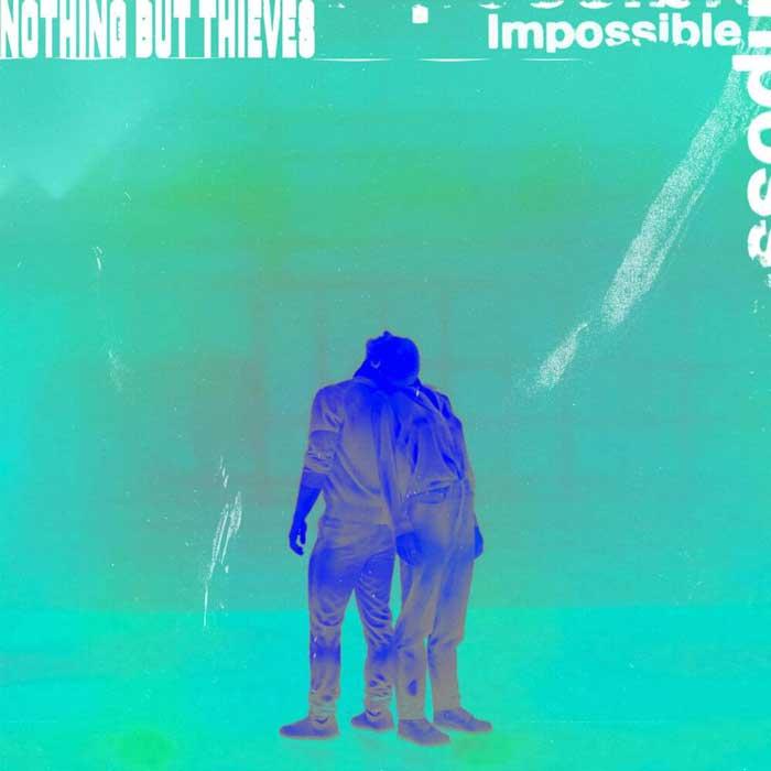 copertina brano impossible