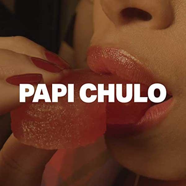 copertina brano papi chulo