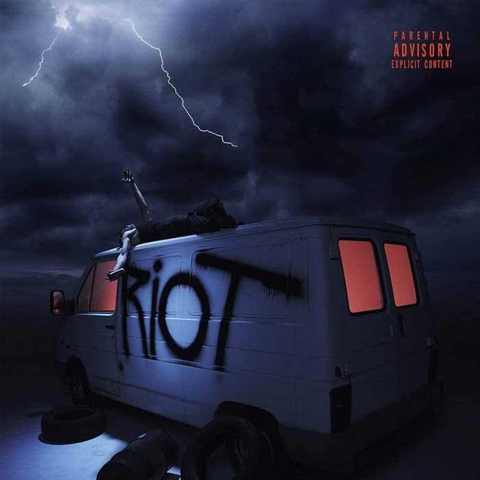 copertina album riot