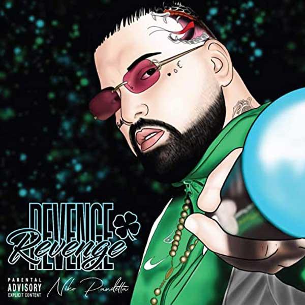 copertina album revenge