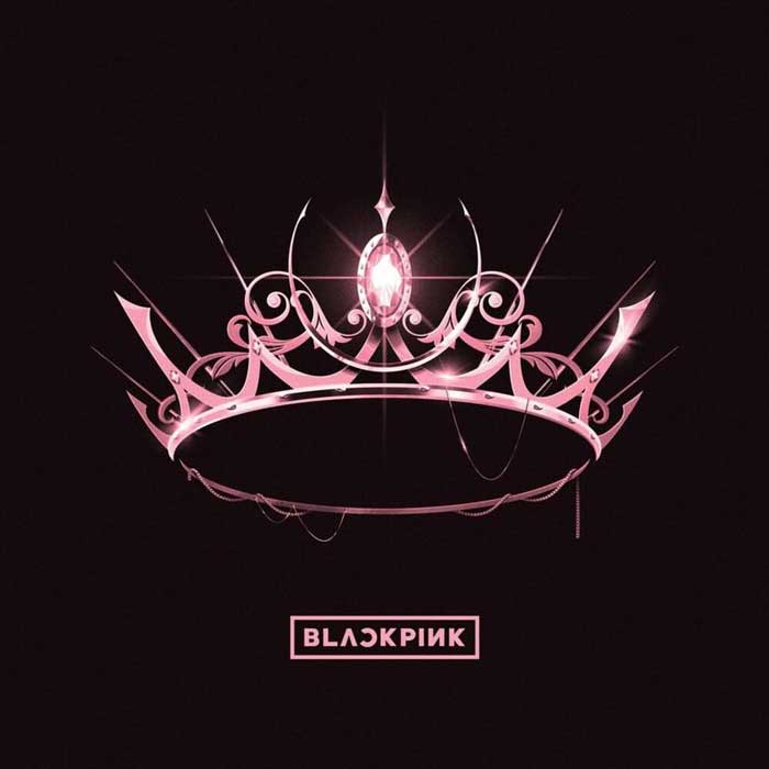 copertina album the album delle blackpink