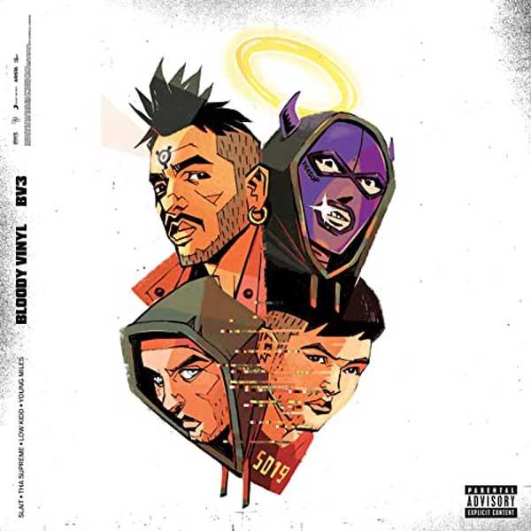 copertina album BLOODY VINYL 3