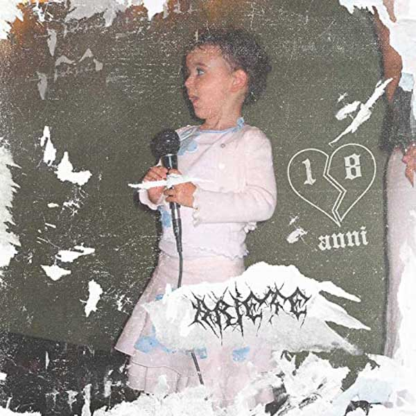 copertina brano 18 anni