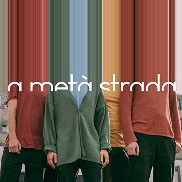 copertina brano A metà strada