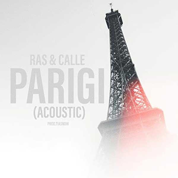copertina brano Parigi Acoustic